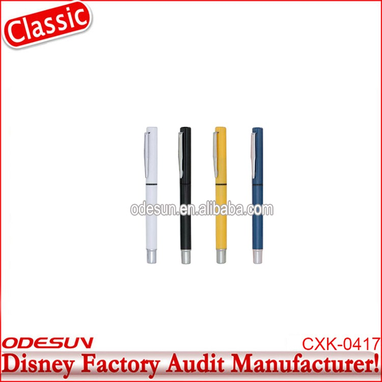 Disney Universal NBCU FAMA BSCI GSV Carrefour Factory Audit Manufacturer China Promotional Ningbo Stationery Market Ball Pen