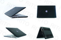 "Wholesale Matte Hard Cover Skin Case For Macbook Air 11"",11 Colors,Customers logo"