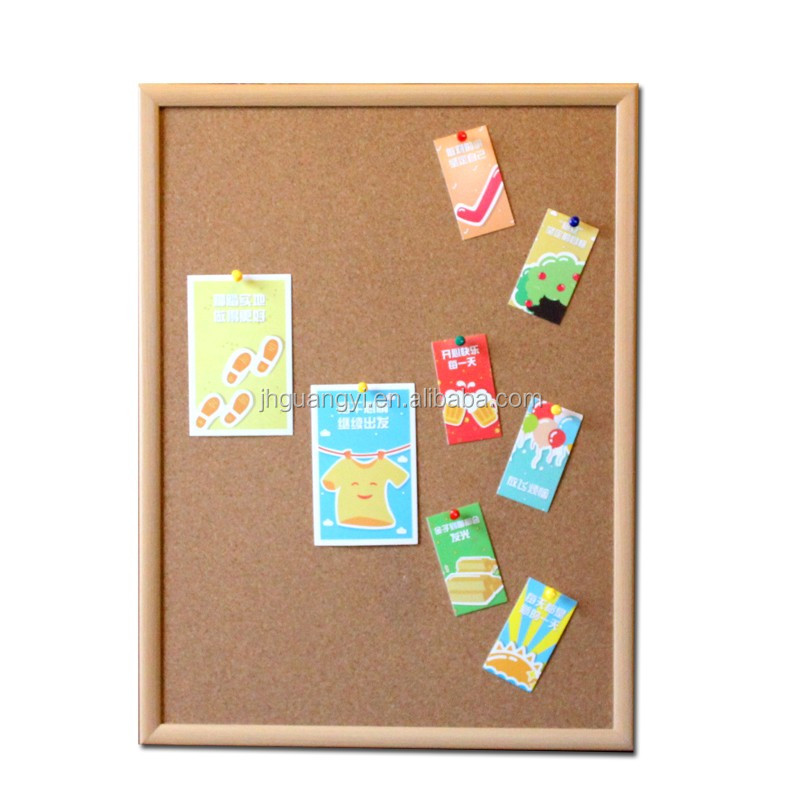 Cork Board with MDF frame 60*90