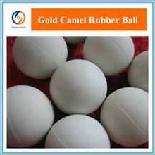 Small Rubber Balls White Rubber Ball 15mm