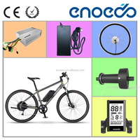 "26"" Rear Wheel 48V 1000W Electric Bike Bicycle Motor E Bike Kit"