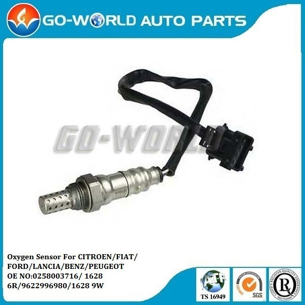 For TOYOTA/MERCEDRS-BENZ/NISSAN/VW OE NO:226A0-0W001/ 0258986506/46444284/226A1-4S103 O2 Sensor