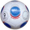 High quality Euro cup match soccer ball TPU thermal bonded size 5 football ball