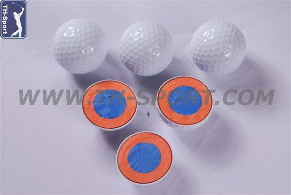 Updated lovely golf ball logo printing machine
