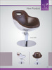 Kingshadow spa salon equipment for salon styling chairs with hydr in fiber glass mold used in salon chairs with Aluminum covered