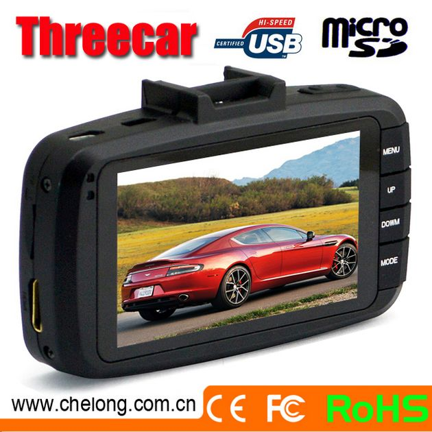 1080p Full HD Recording Dual Lens A7 Chipset low price hard drive mini dvr