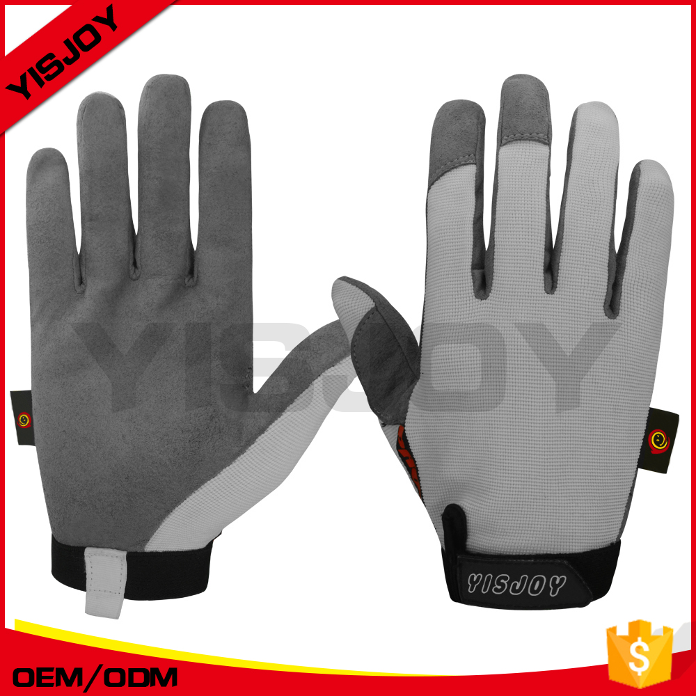 abrasion-resistant synthetic leather gloves,work gloves,safely gloves