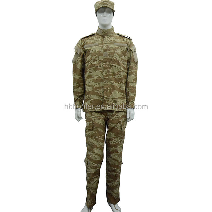 Comfortable british army combat uniform,mens Combat activity jungle camouflage clothing