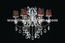 2012 newly modern crystal chandelier D90011-6