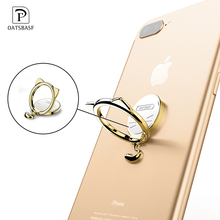 Well Designed Mobile Phone Stent Finger Holder Ring Metal Stand Magnetic Car Holder For Smartphone