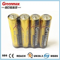 4pcs Sherink Packing 1.5v LR03 AAA Battery
