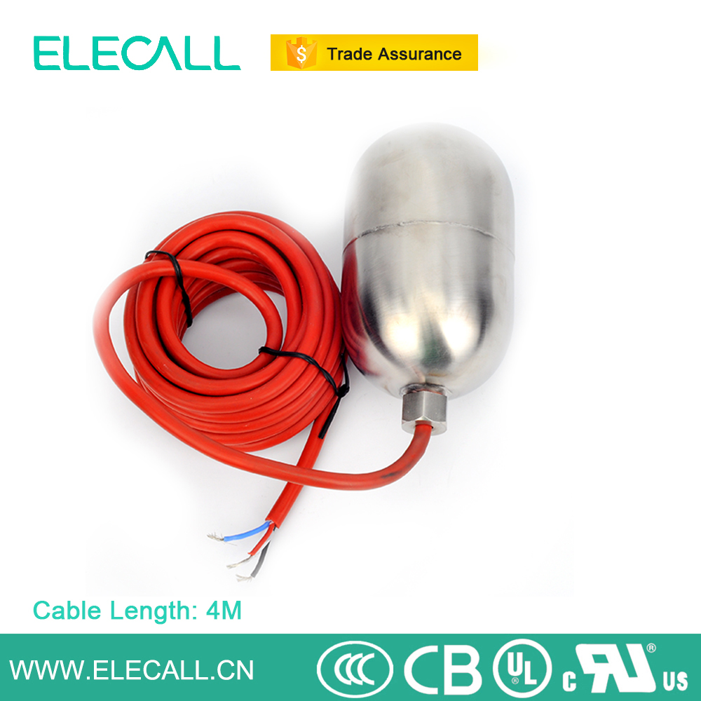 ELECALL EFQS-H High Temperature Stainless Steel Float Switch