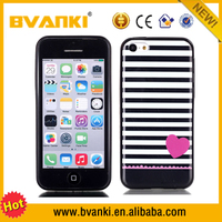 Ultra Thin Full Protective Cover For Iphone 5C Phone Case 3d Popular carton Case For Iphone 5C universal silicone phone case