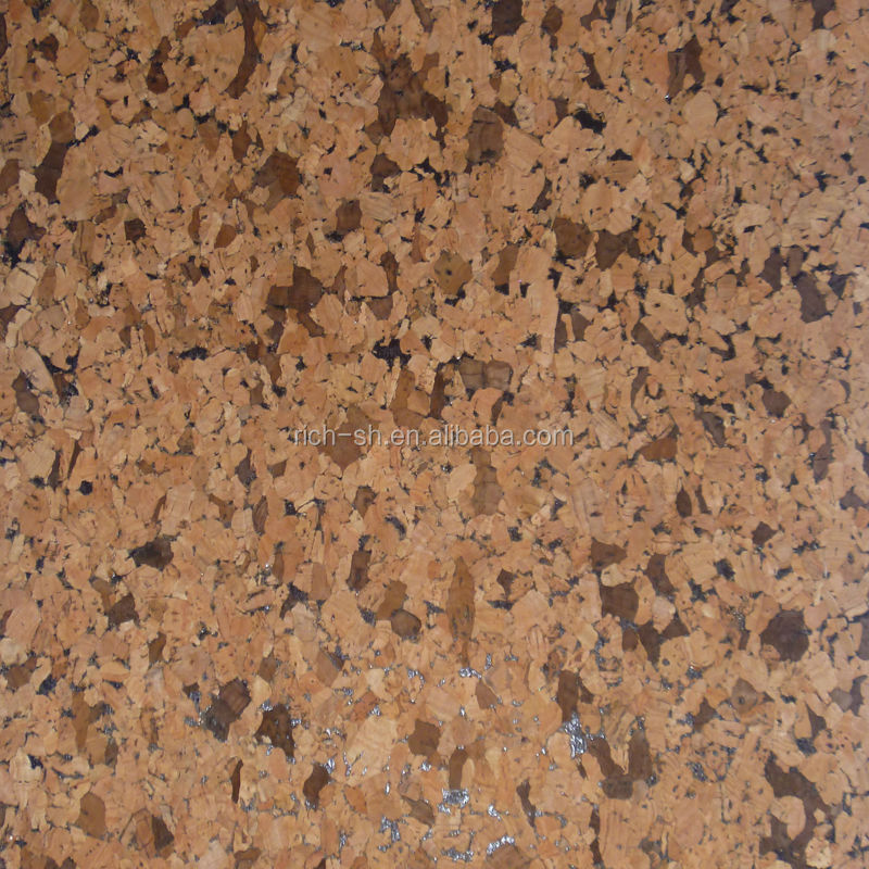 Environmental friendly soundproof natural cheap cork wallpaper for bedroom walls RQ-WP013