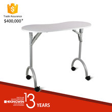 Portable white Manicure table