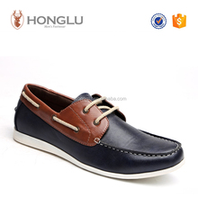 2016 New Arrive Men Casual Shoes, Design PU Men Loafers, High Quality Men Boat Shoes