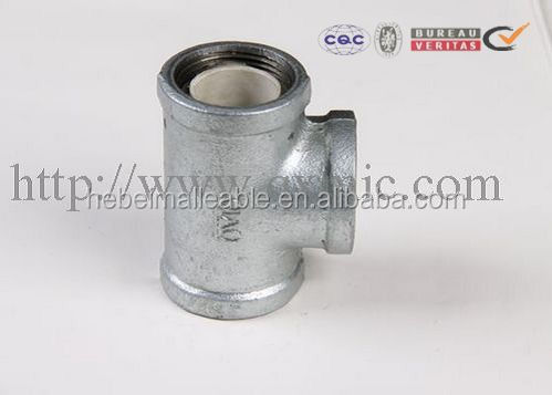 tee bis pipe fittings