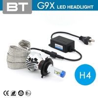 Strong Canbus 12v 35w Car Super Bright Led Headlight Bulbs H4