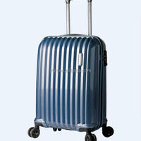Zipper Luggage Suitcase Airport Business Luggage