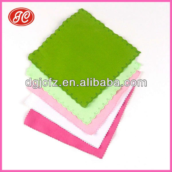 Jiangsu Factory Microfiber Cleaning Cloth