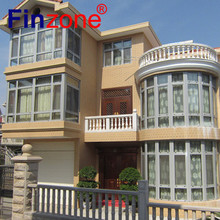Top grade new product aluminum window and doo profile