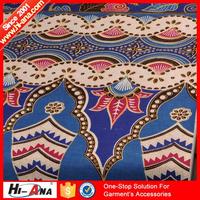hi-ana fabric2 20 QC staffs ensure the quality Multicolor ankara african wax print fabric