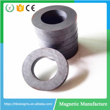 Strong Black Dics Ferrite Y30 C8 Ceramic Ring Round Magnet
