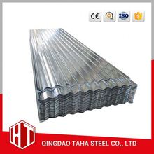 metal galvanized corrugated roofing iron steel sheet price