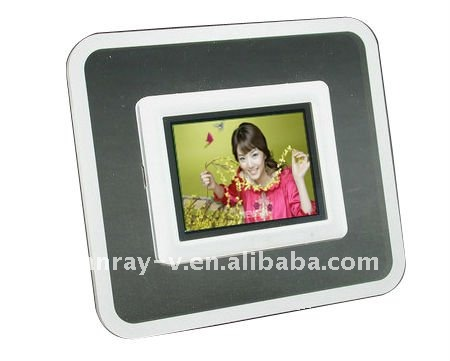 2.4 inch acrlic photo frame / mini picture viewer