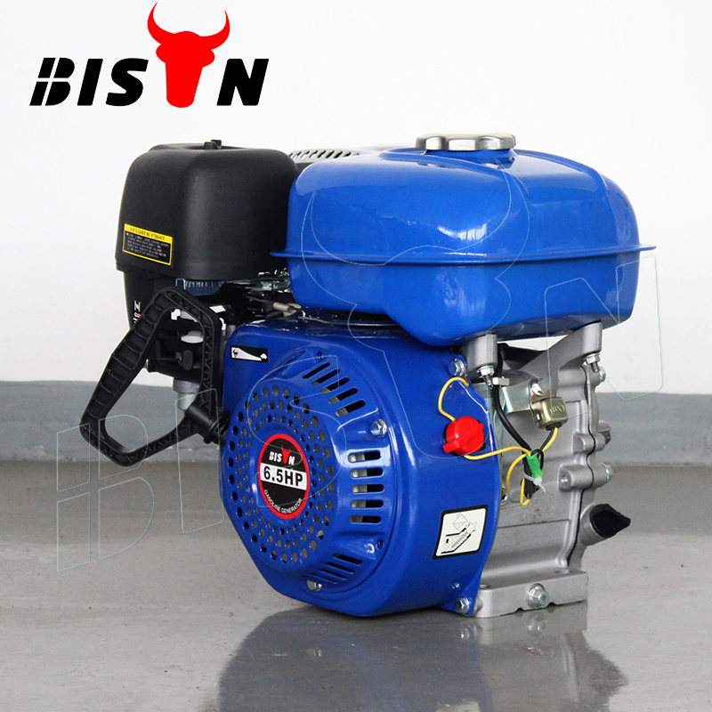 BISON China Taizhou China Suppliers 13hp Electric Start AC Single Phase Single Cylinder BS 390 Pump Engine