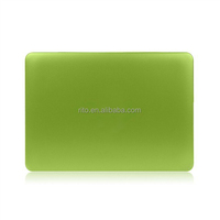 For Mac Products, Metal Green Protective Case Cover for Apple Macbook a1342 mc207 mc516