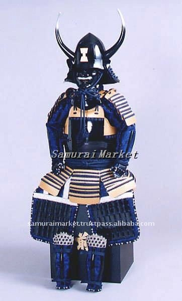 Authentic Japanese Child Armor: Yamamoto Armor&Helmet