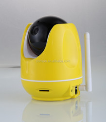 2016 multifunctional promotional one key wifi setting connect ip camera