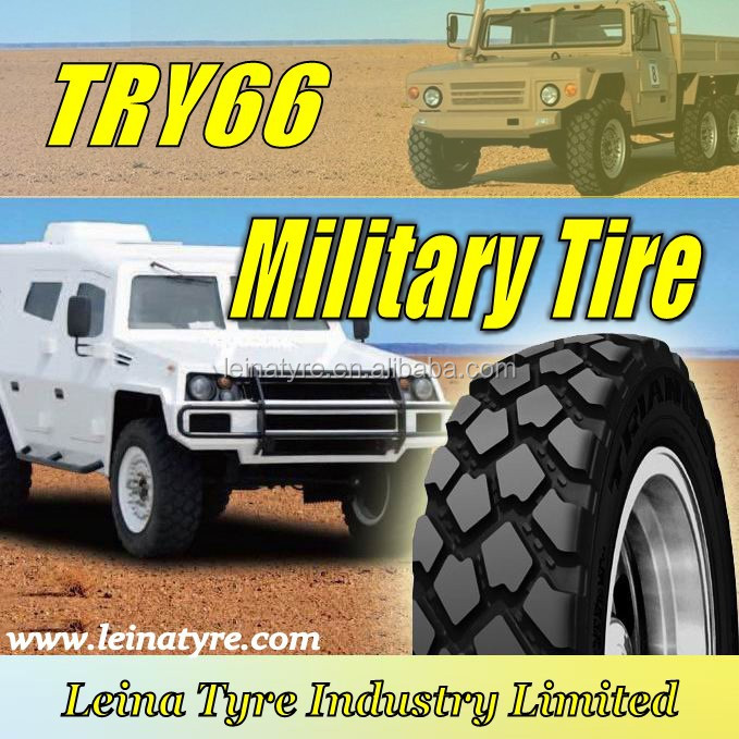 China origin Military truck tyre 275/80R18 for MPT 12PR TYR66