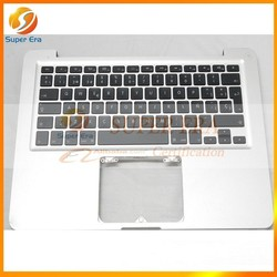 A1278 SP keyboard topcase for macbook pro 13'' 13.3'' top case cover keyboard Spanish (SUPER ERA)