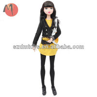 High quality model Toy sweet baby girl doll