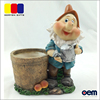 Decorative Polyresin Dwarfs Crafts Resin Garden
