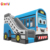 New bus inflatable jumping castle combo inflatable bouncer slide