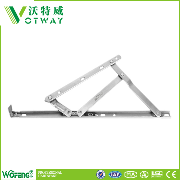 Round groove stainless steel torque friction hinges