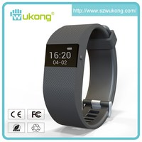 USA Hottest Popular tw64 update smart band Dynamic Real Time Heart Rate Fitness Tracker Watch