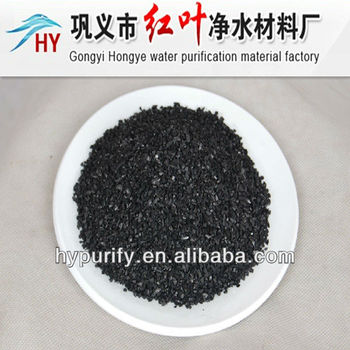 COCONUT SHELL ACTIVATED CARBON for water treatment and purification