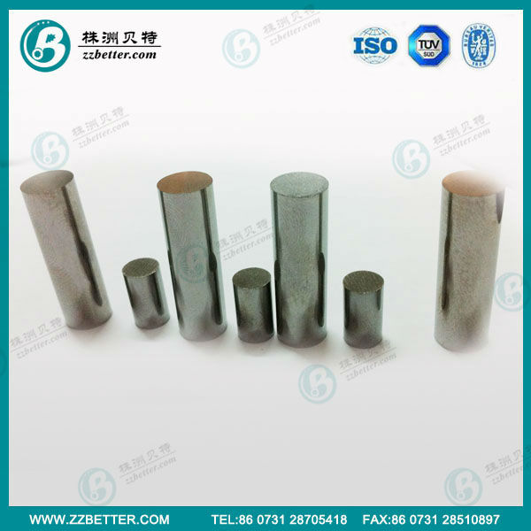Raw material YG6x tungsten carbide bars/tungsten carbide rods