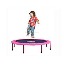 10FTx17FT square trampoline commercial outdoor gym equipment ,PVC bungee trampolin with inclosure for rent