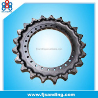 alibaba assurance hot selling ex70 excavator 41 chain sprockets