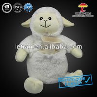 good quality 500ml animal hot water bag with cover little sheep