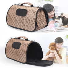 Pet Carrier Dog And Cat Pet Carriers Tote Travel Airline bag