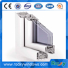 Double color Co-extrusion window and door plastic pvc profile