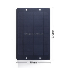 5w 6W 6V Mono Solar Panel for MOBIKE OFO Bike Bicycle