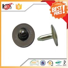 brass clamp buckle metal fashion rivet and stup for alll kind of garment