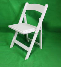 Qingdao OH Event party Best Seller Solid beech Wood Folding Chair